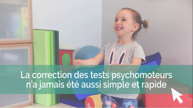 motriciQuest, l'application web qui corrige les tests psychomoteurs